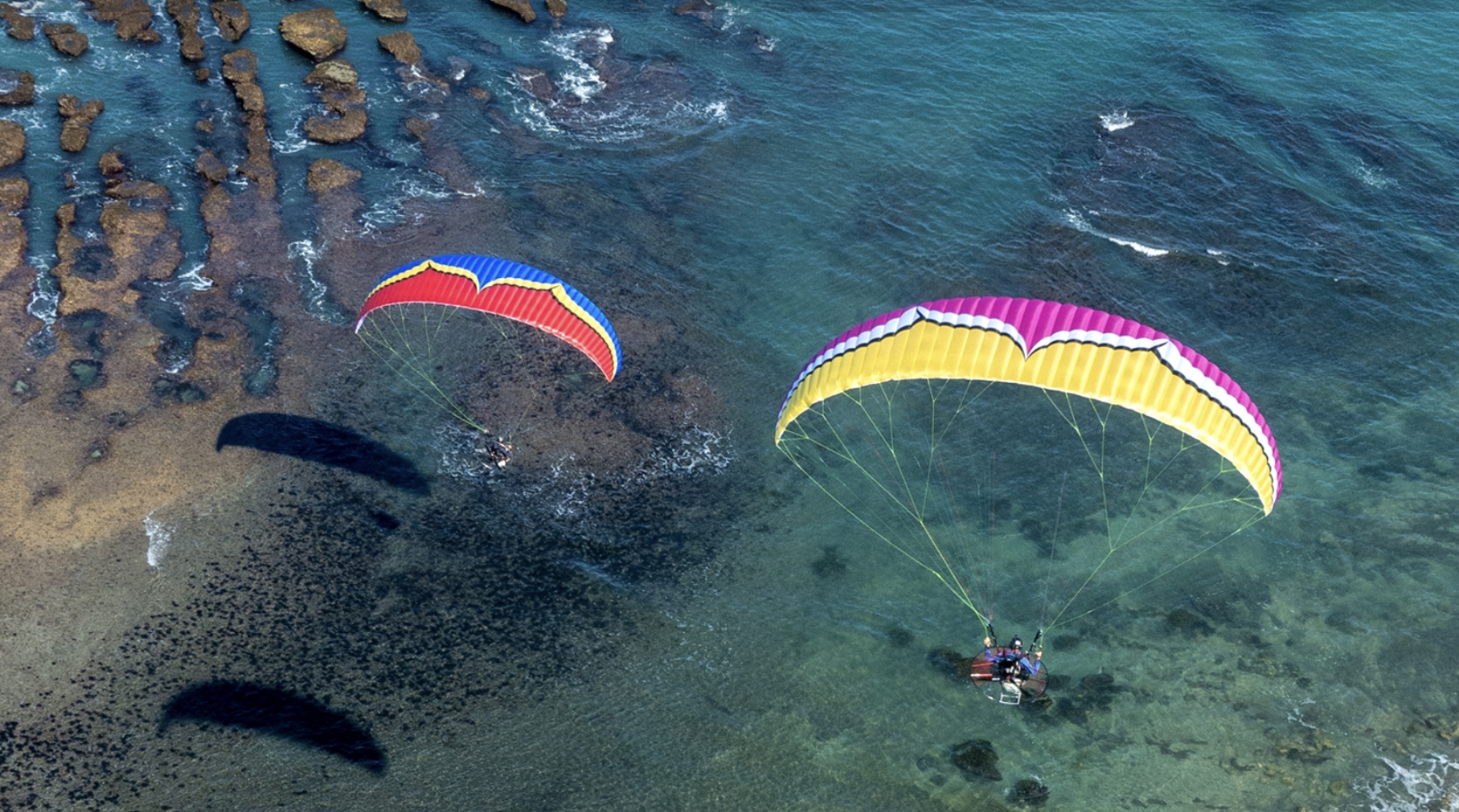 Texas Powered Paragliding, LLC – Step Into The Sky! 512-923